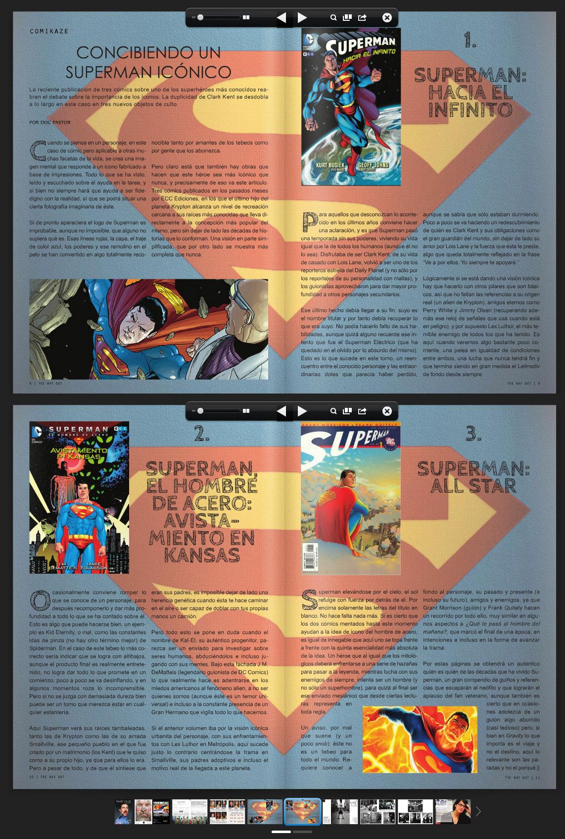 Superman Icónico