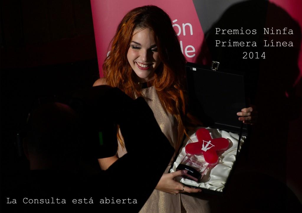 Gala Premios Ninfa