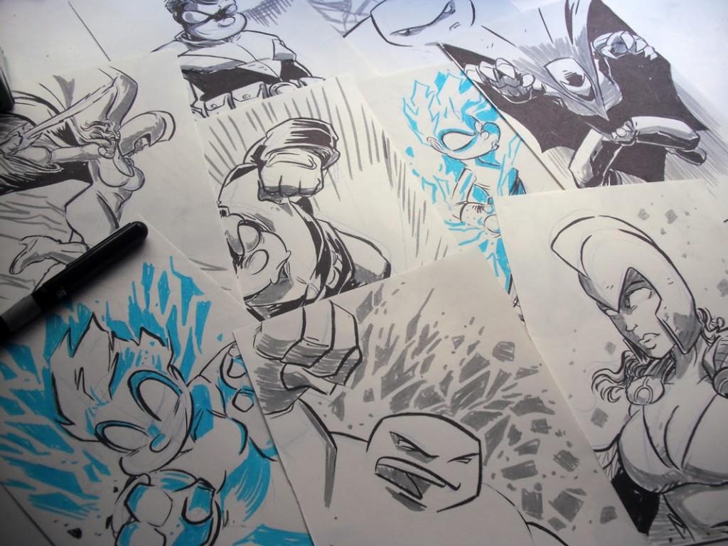 Lápices sacados del blog del autor.