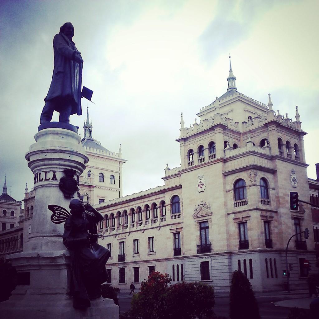 Valladolid, ciudad de leyenda