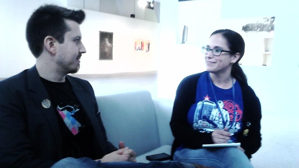 Entrevistado por La casa de El