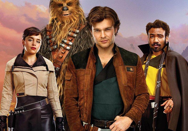 Han Solo Stream